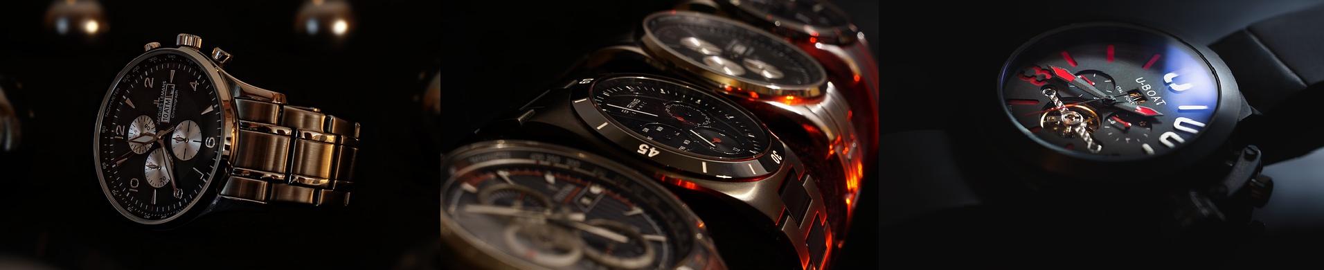 kronograf klockor